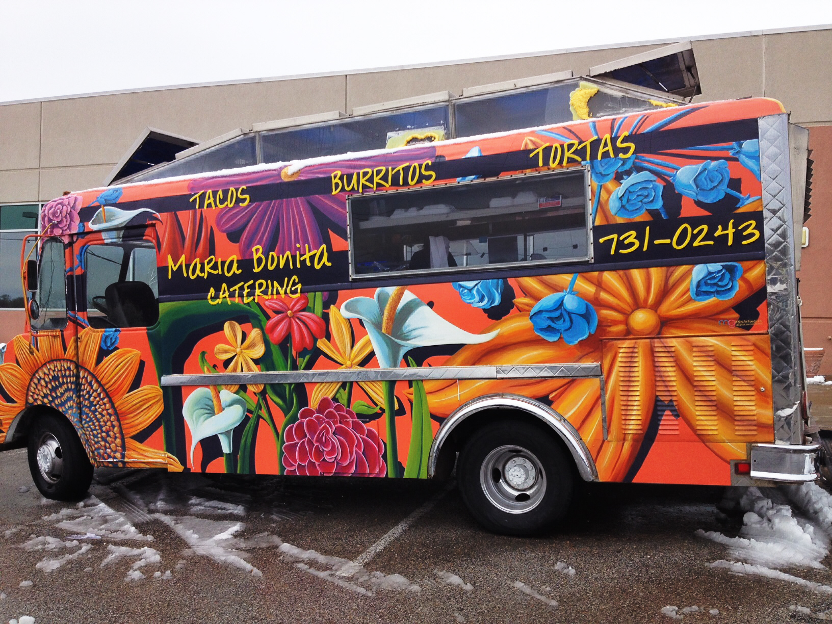 Kgb Food Truck Omaha